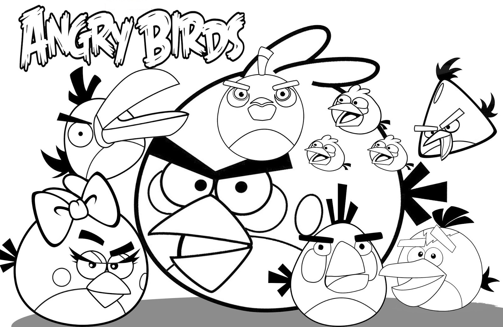 Angry-Birds-Game-Coloring-Pages