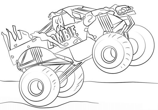 zombie-monster-truck-coloring-pages