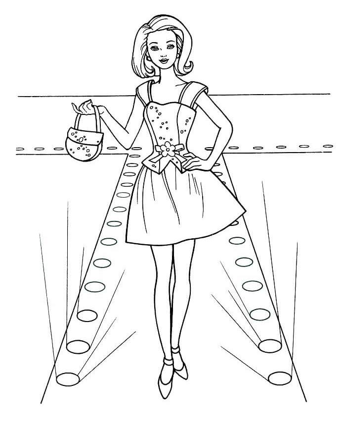 fashion-show-coloring-pages