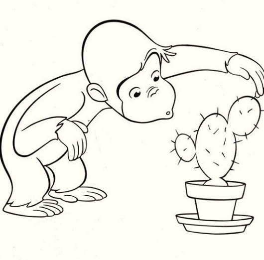 printable-curious-george-coloring-pages