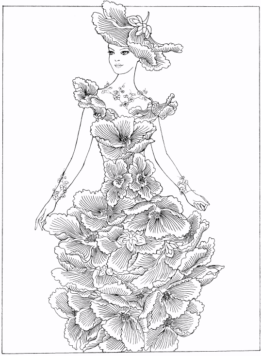 fashion-coloring-pages