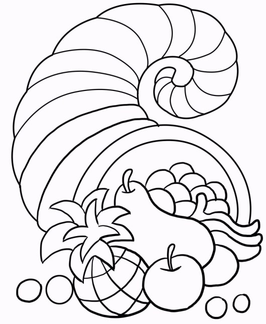 thanksgiving-cornucopia-coloring-page-themed