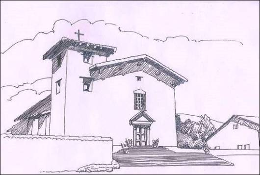 mission-san-jose-coloring-pages