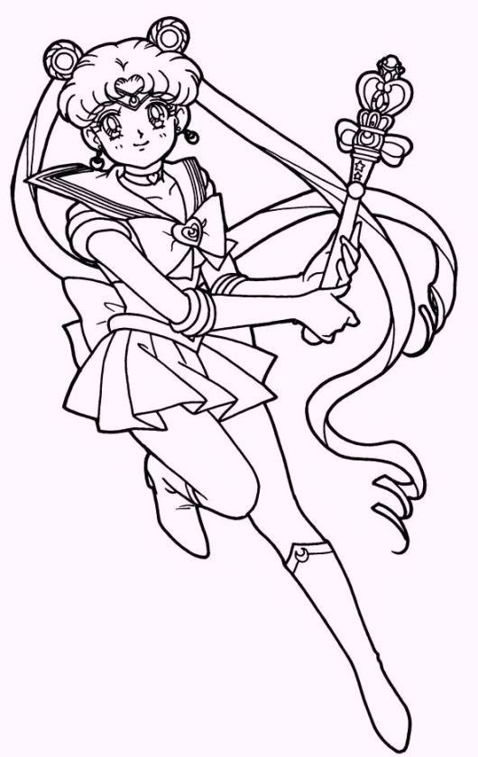 sailor-moon-coloring-images