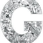 coloring_pages_animal_plant_abc_alphabet_G