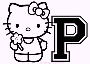hello-kitty-alphabet-p-coloring-pages