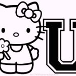 hello-kitty-alphabet-u-coloring-pages