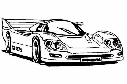 max-race-car-coloring-sheet