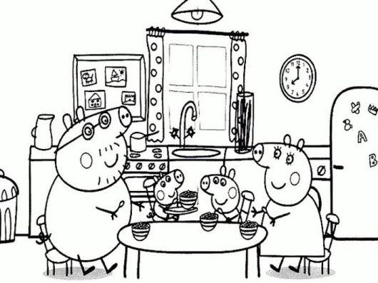 Peppa-pig-family-coloring-book