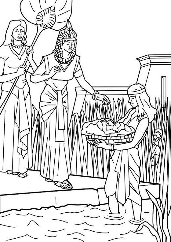 baby-moses-coloring-page-printable