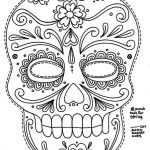 calavera-mask-coloring-sheet