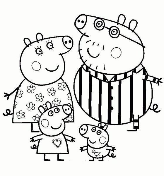 muddy puddles coloring pages