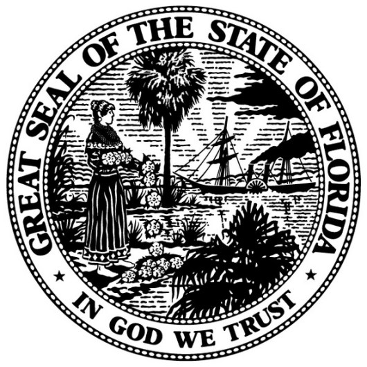 Florida state symbol coloring pages coloring pages for Florida state symbols coloring pages