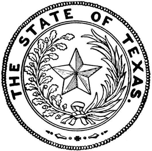 texas-symbol-seal-coloring-book