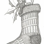 zentangle-christmas-stocking-coloring-page