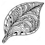 zentangle-tree-leaf-artwork