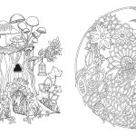 enchanted-forest-mushroom-and-flower