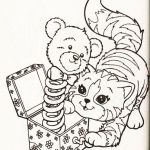 Lisa Frank Cat Coloring Book Printable
