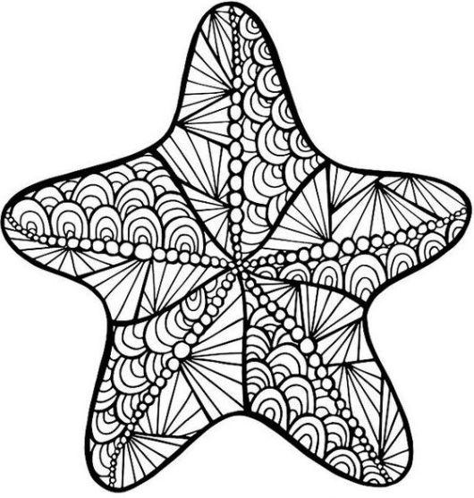 starfish-zentangle-coloring-page-printable