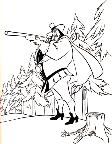 Walt-Disney-Coloring-Pages-Governor-Ratcliffe