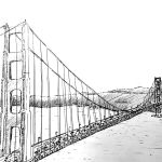 the-Golden-Gate-Bridge-Coloring-Sheet