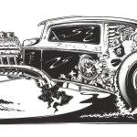 Hot Rod Race Car Pictures