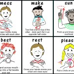 Sign Language Poster