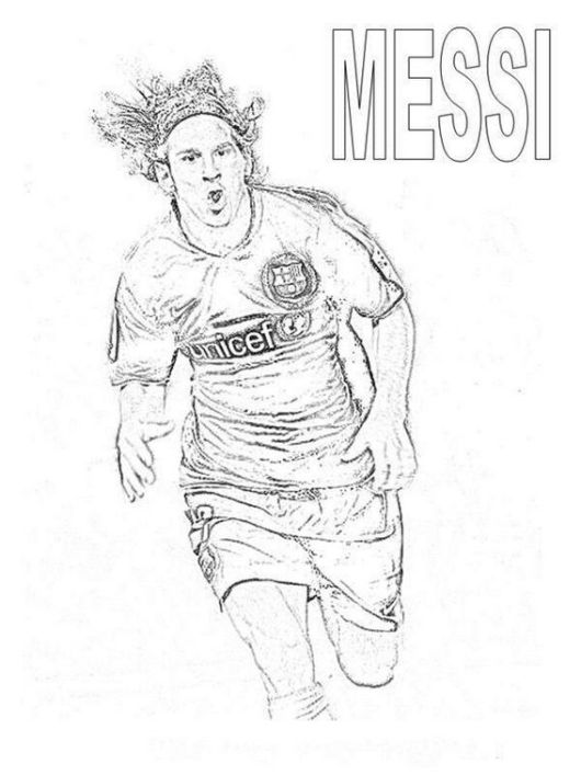 top famous soccer player coloring pages  coloring pages
