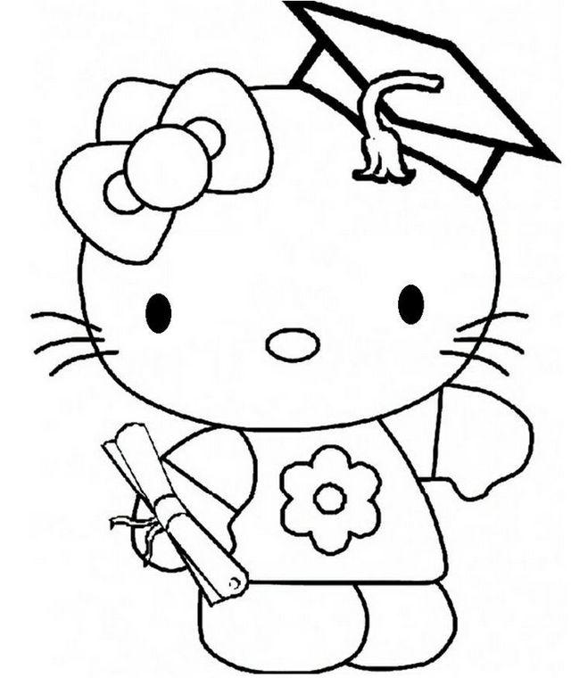 cute hello kitty graduation hello kitty graduation