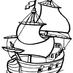 best sailboat coloring sheets
