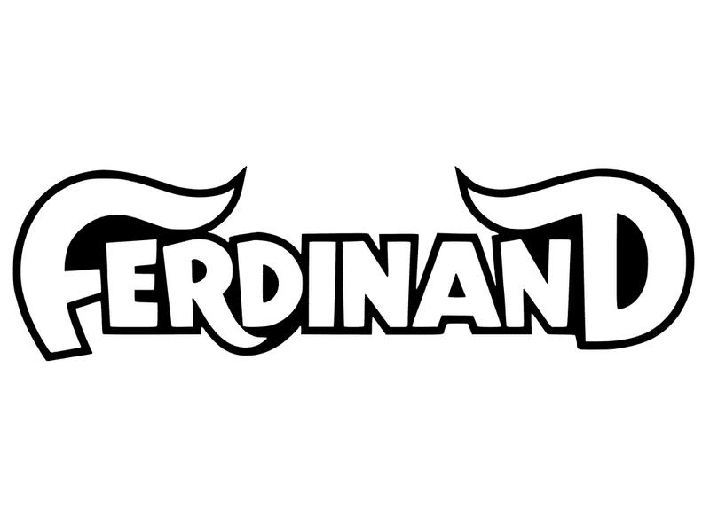 ferdinand movie coloring page