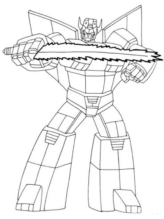 voltron legendary battle in the galaxy coloring pages for children