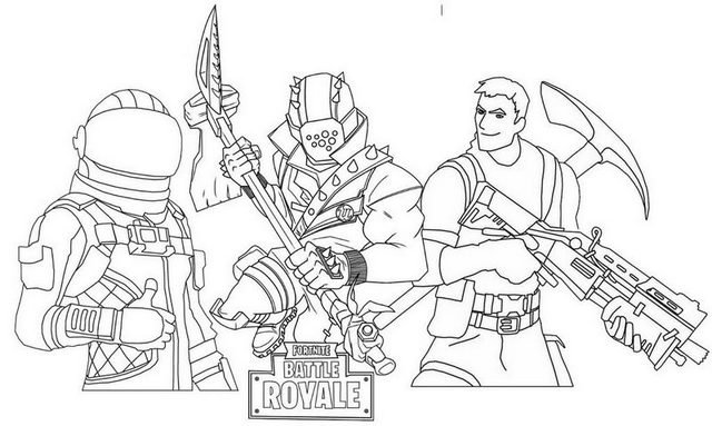 Fortnite Love Ranger Coloring Pages Www Topsimages Com