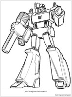 Disegno Transformers Coloring Pages   Transformers ...