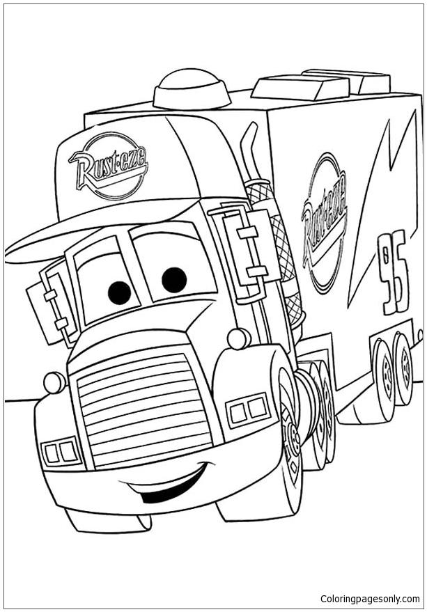 Disney Cars Printable Coloring Pages : disney, printable, coloring, pages, Disney, Coloring, Pages, Cartoons, Printable, Online