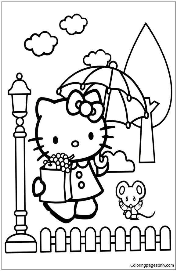 Shopkins Dolls Coloring Pages