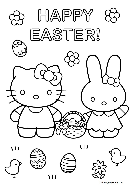 Hello Kitty Math Worksheets