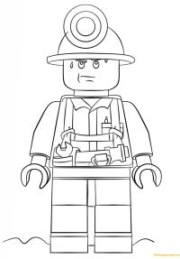 lego polizei ausmalbilder kostenlos - malvorlagen
