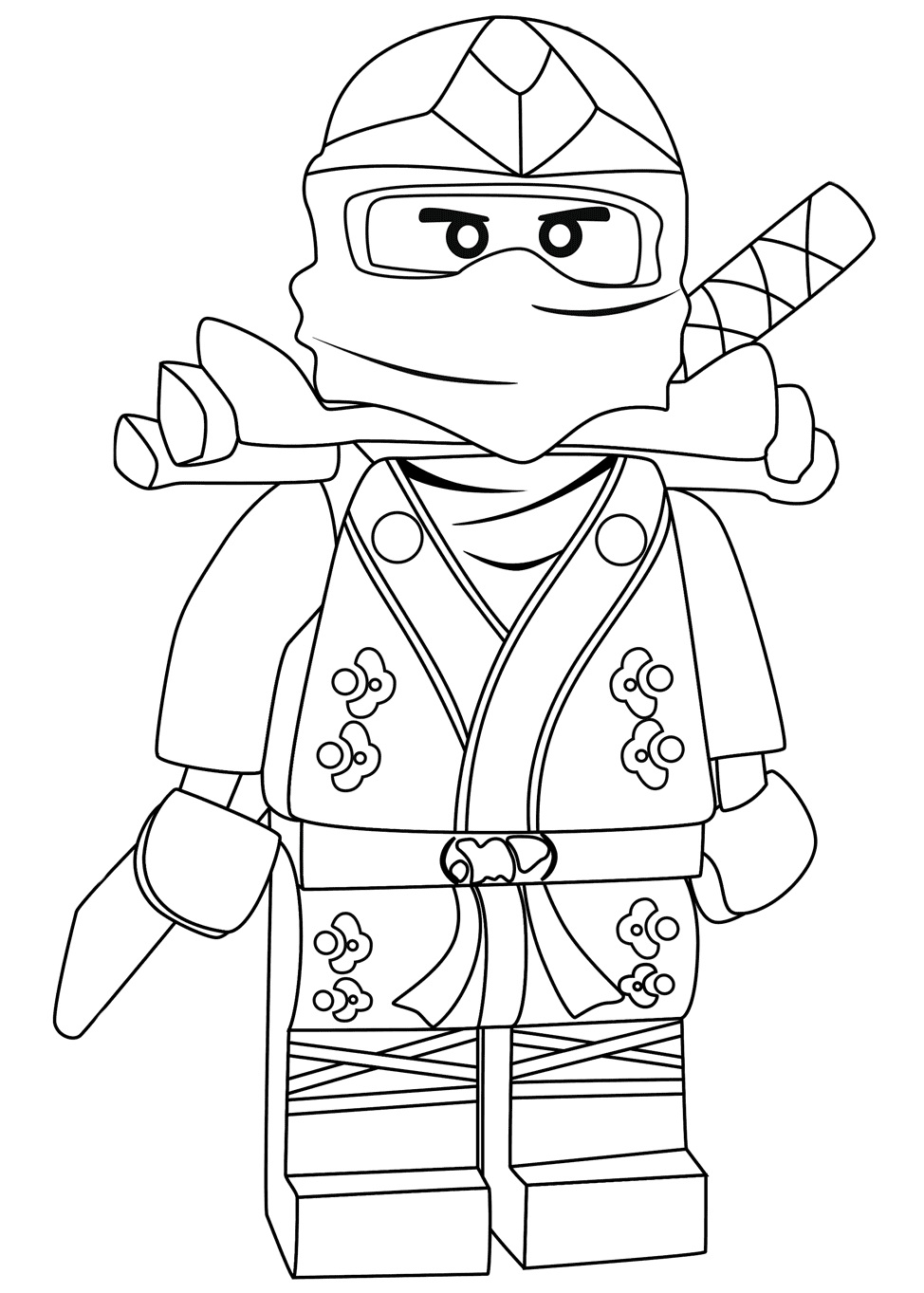 Lego Ninjago Grner Ninja Ausmalbilder Ausmalbilder Webpage