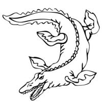 √ Water Dinosaur Coloring Pages | Dinosaur Color Pages Kids