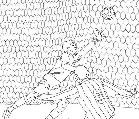 Coloring Pages Kevin De Bruyne Coloring Pages