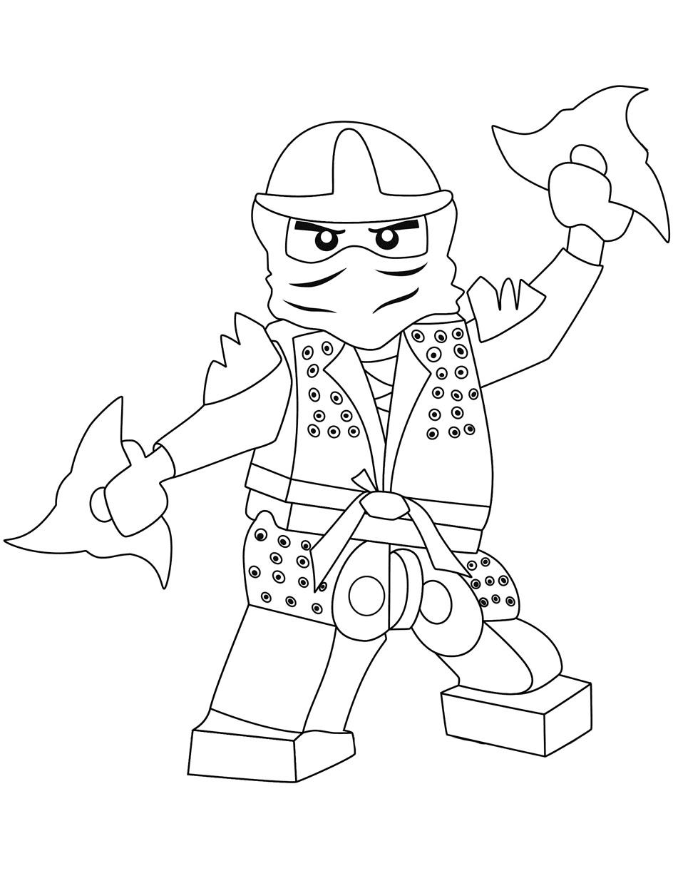 Ausmalbilder lego ninjago roboter - 28 images - n de 29