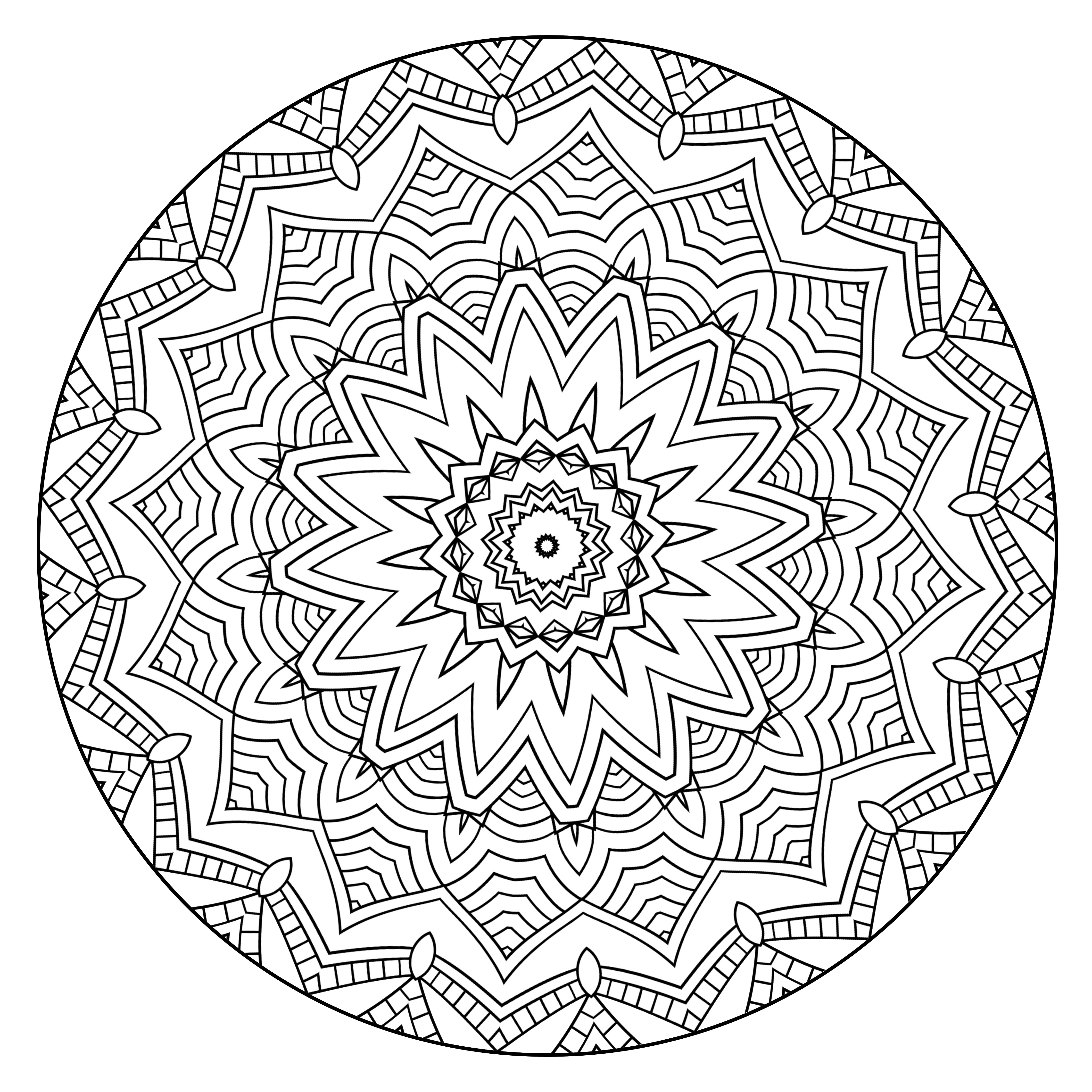 Coloring to Calm, Volume One