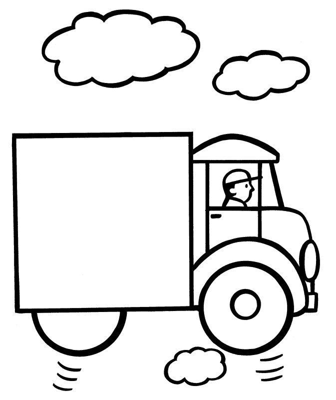 Easy coloring pages to download and print for free | printable coloring pages easy
