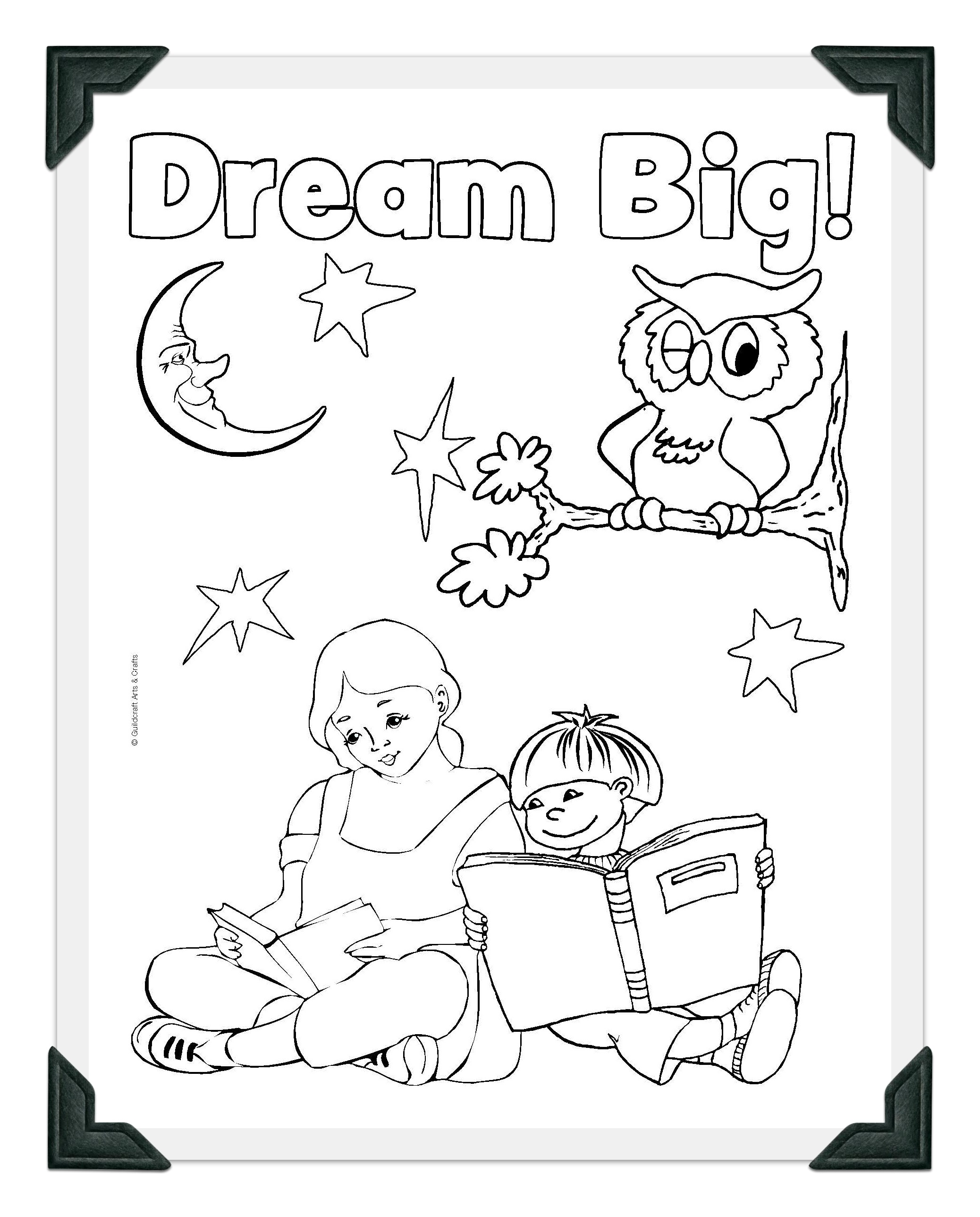 Library coloring pages to download and print for free