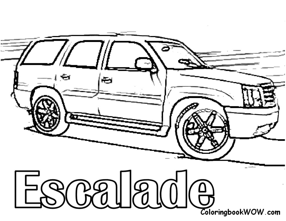 Corvette coloring pages to download and print for free