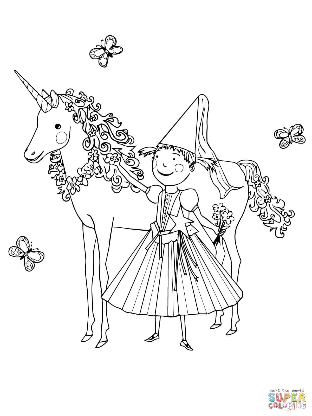 Pinkalicious Coloring Pages To Download And Print For Free