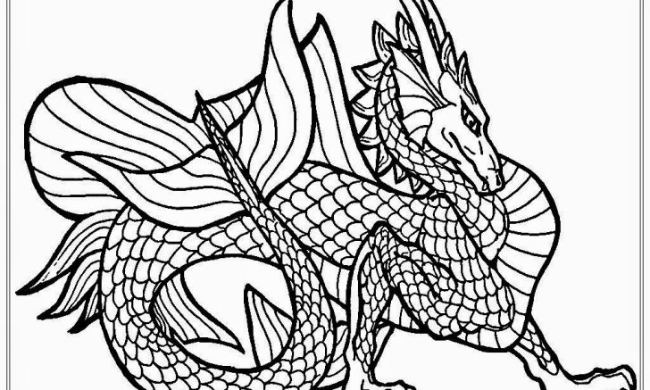 Dragon coloring pages for adults to and print wallpaper japanese page of mobile high resolution