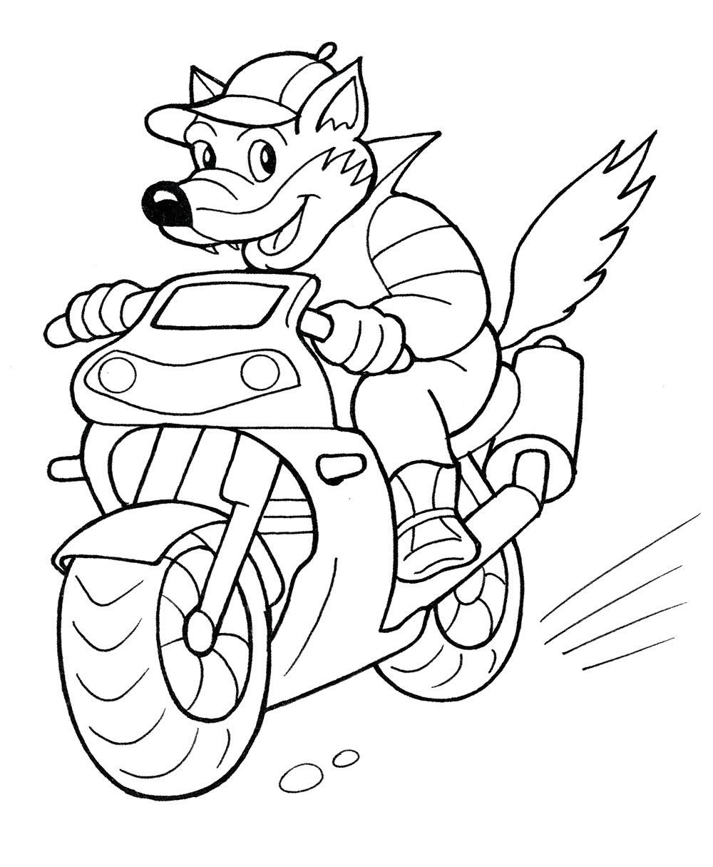 Coloring pages for children 7-8 years to download and