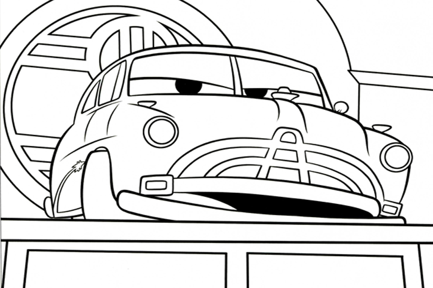 Doc hudson coloring pages download and print for free